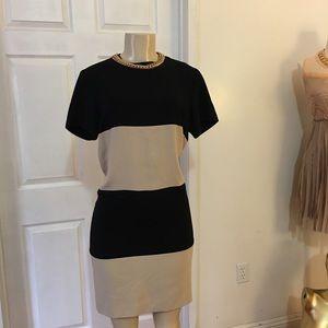 Vintage Sheath Midi Dress